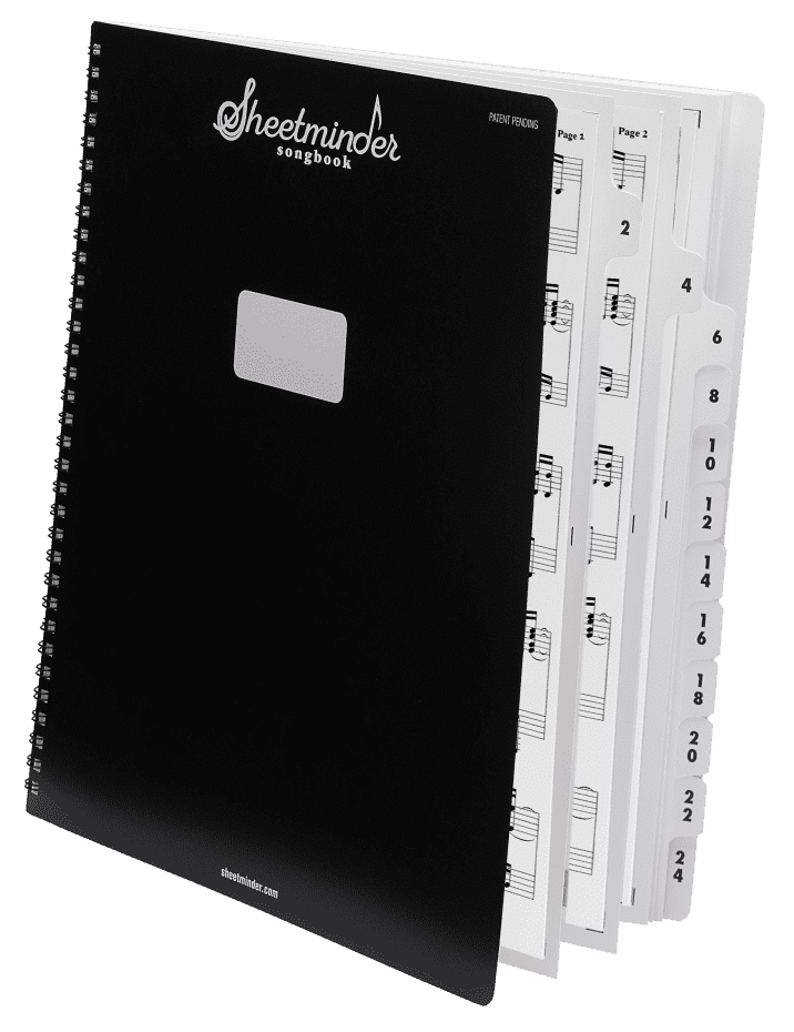 Songbook Limited-Time Promotion - the book